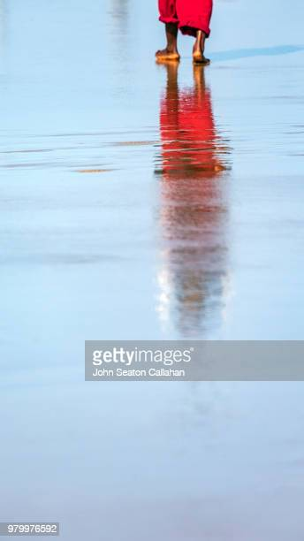 mozambique, angoche island, reflection - nampula province stock pictures, royalty-free photos & images