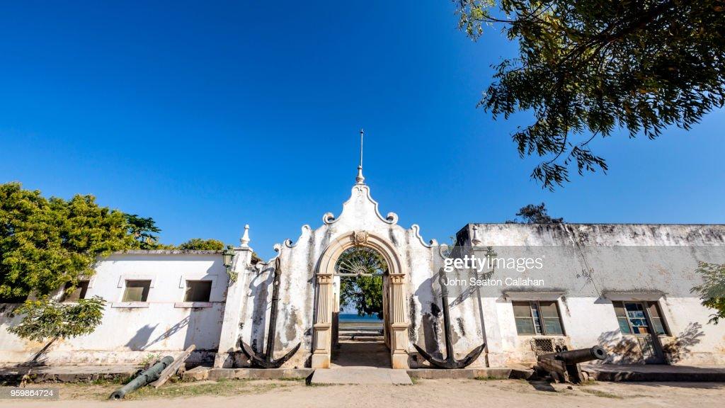 Mozambique Island, Stone Town : Stock Photo