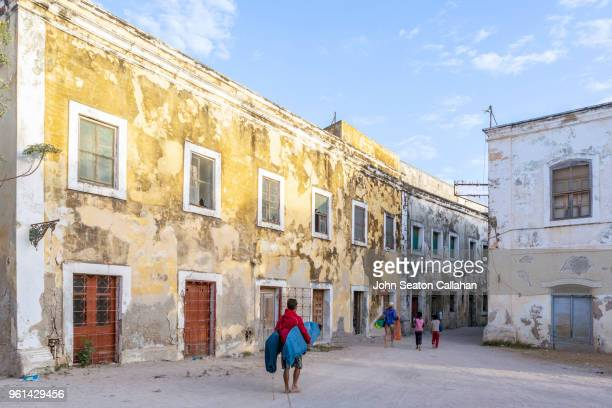mozambique island, stone town - nampula province stock pictures, royalty-free photos & images