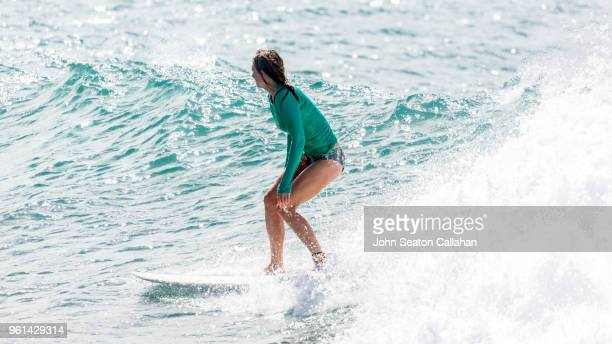 mozambique island, surfing on the ilha de sete paus - nampula province stock pictures, royalty-free photos & images
