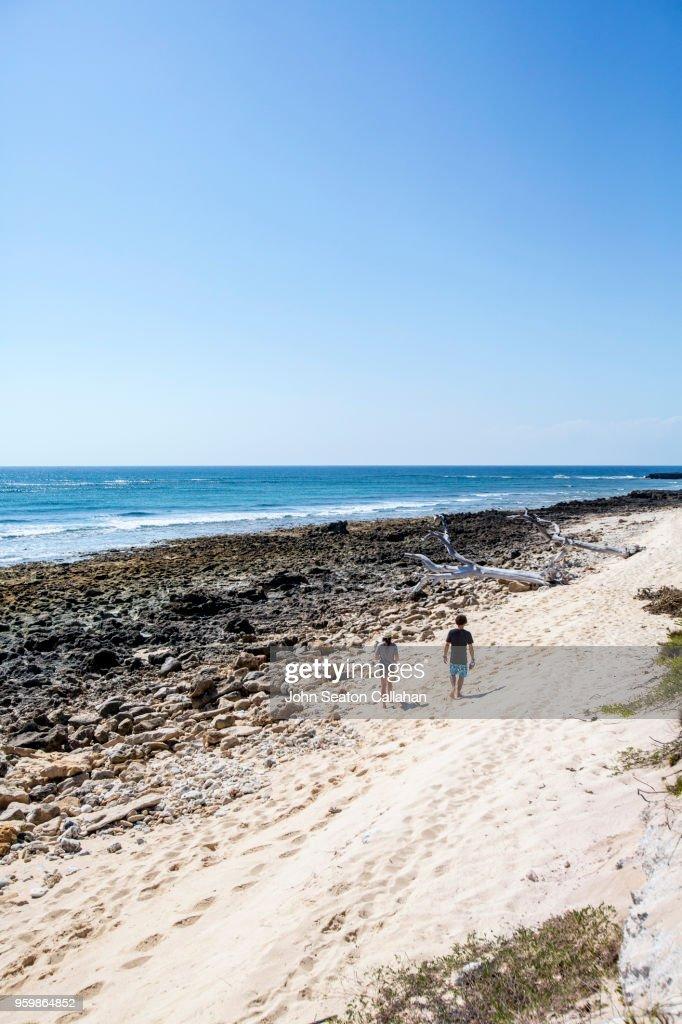 Mozambique Island, the Ilha de Goa : Stock-Foto
