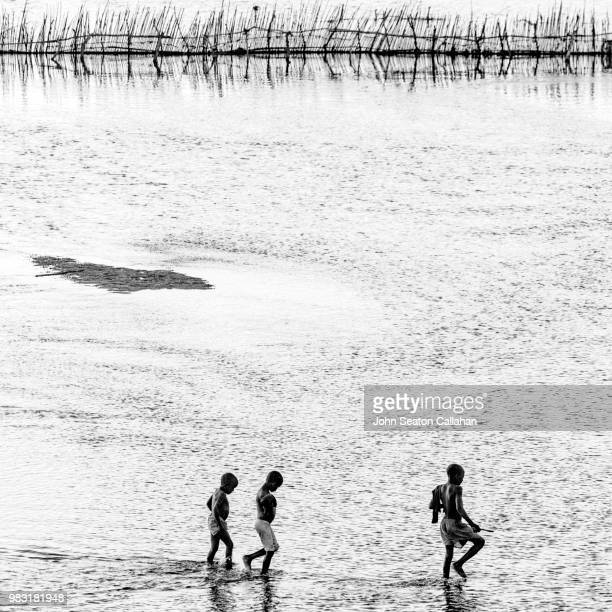 mozambique, the meluli river - nampula province stock pictures, royalty-free photos & images