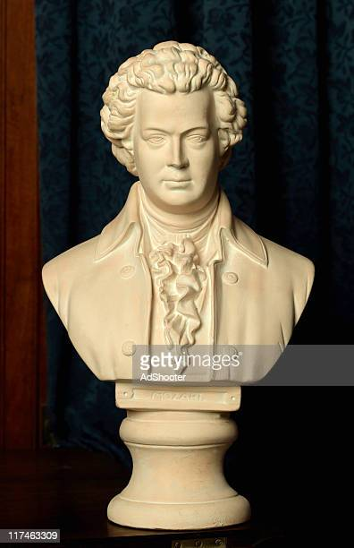 mozart - wolfgang amadeus mozart stock pictures, royalty-free photos & images