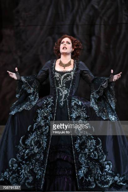 Mozart's 'Idomeneo' at the Metropolitan Opera House on Friday, March 3, 2017. This image: Elza van den Heever as Elettra. Production by Jean-Pierre...