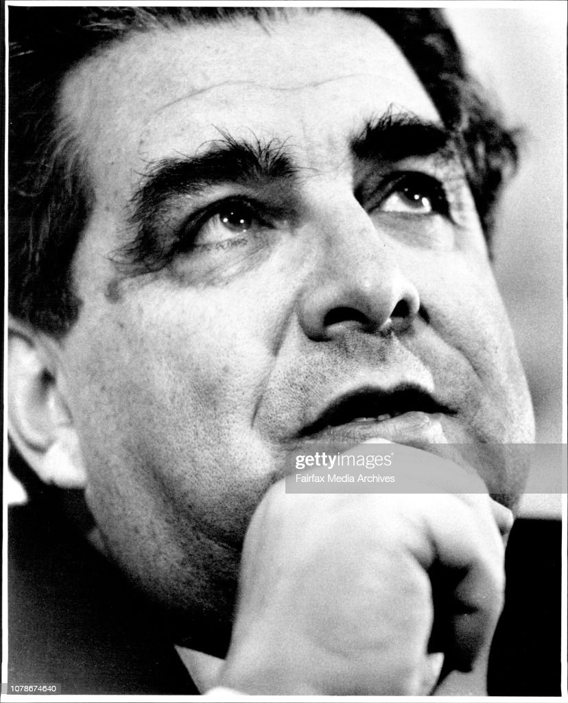 Mr. Abel Aganbegyan, chief economic advisor in the Soviet Union ...