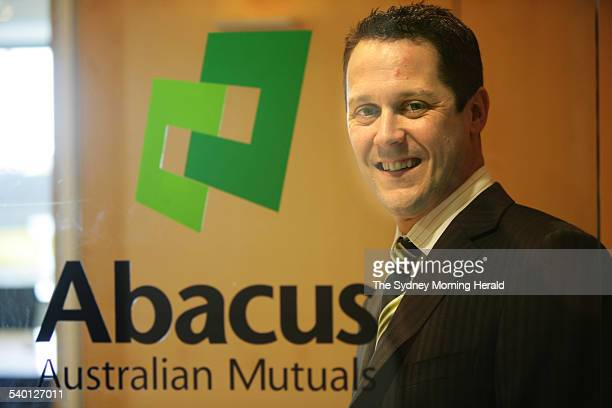 Mr Adrian Lovney General Manager of Abacus 19 January 2007 SMH Picture by QUENTIN JONES