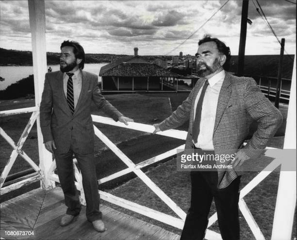 Mr Alan Stewart MP. For Manly is trying to utilise the Quarantine Station at North Head.He is attempting to have the HQ of the State National Parkes...