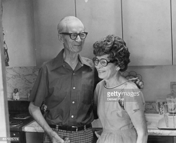 Mr And Mrs Claude Hamon Give Recipe Answering the poll jointly they said 'ingredients to a happy marriage are love humility courtesy to each other...