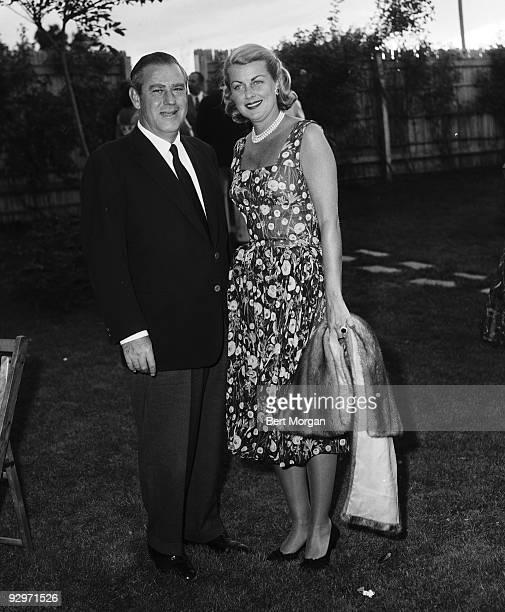 Mr and Mrs Jack F Chrysler Southampton NY c1958