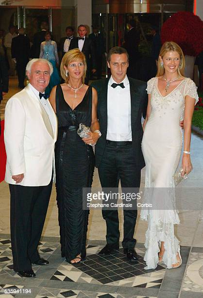 Mr and Mrs Piaget Jean Baptiste Ierra and Ingrid