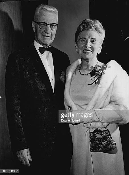 MAR 31 1966 APR 1 1966 Mr and Mrs Ralph Mayo The Desperate Hours at the Bonfils Theatre