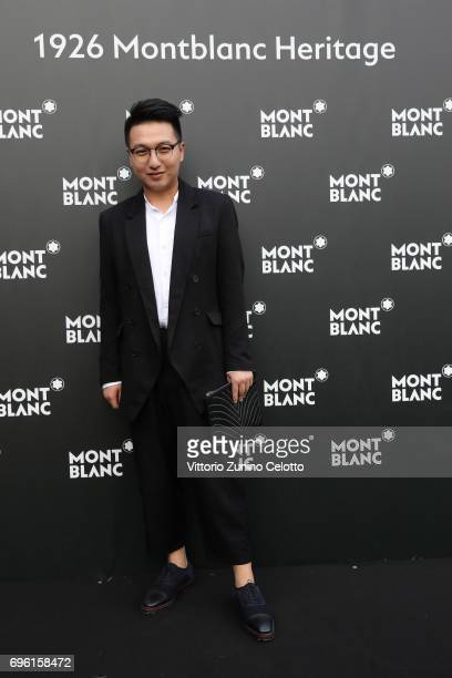 Mr. Bags attends the '1926 Montblanc Heritage Launch event' on June 14, 2017 in Florence, Italy.