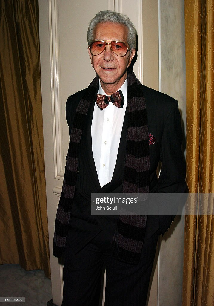 Mr. Blackwell during The Larry King Cardiac Foundation Gala at The Regent Beverly Wilshire Hotel in Beverly Hills, California, United States.