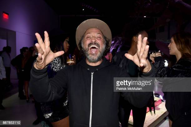 Mr. Brainwash attends the After Party at Faena Forum on December 4, 2017 in Miami Beach, Florida.