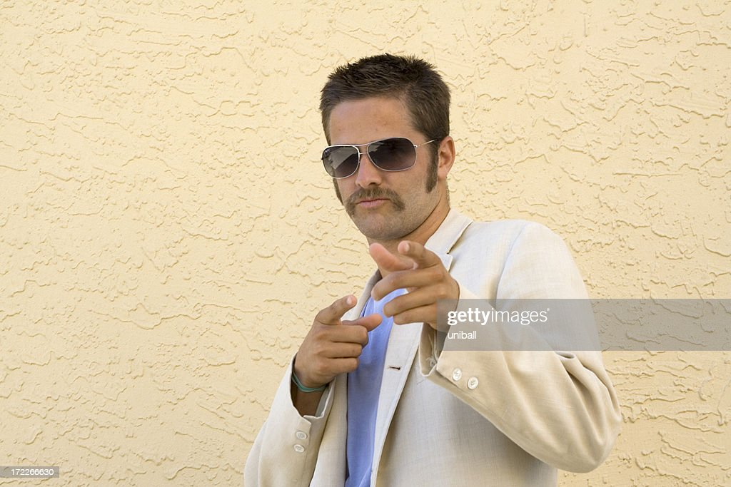 Mr. Cool : Stock Photo