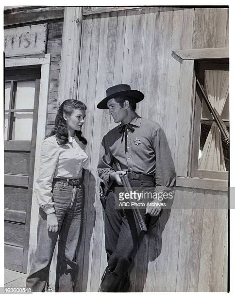 EARP Mr Earp Meets a Lady Airdate September 13 1955 GLORIA TALBOTTHUGH O