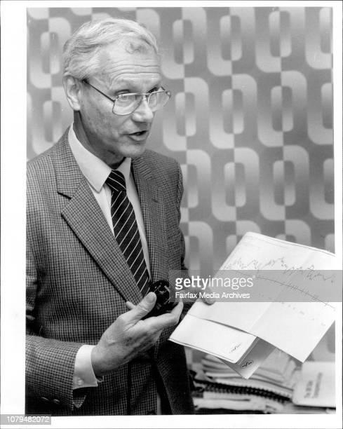 Mr Fred Vohralik Audience studios Incorporated. October 14, 1985. .