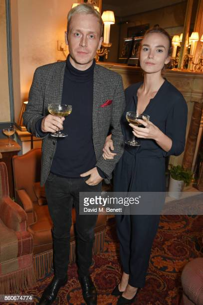 Mr Hudson attends the PORTER Lionsgate UK after party for 'Film Stars Don't Die In Liverpool' at Mark's Club on October 12 2017 in London England