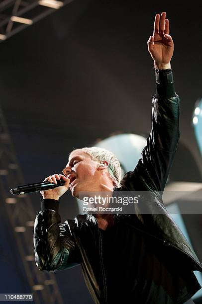 Mr Hudson performs during VEVO Presents GOOD Music at VEVO Power Station on March 19 2011 in Austin Texas