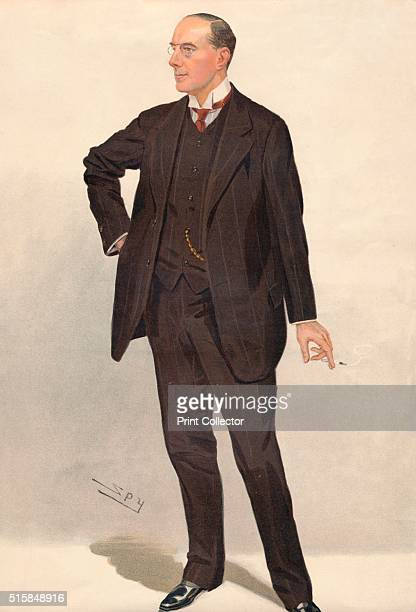 'Mr Hugh Chisholm' 1911 A caricature of Hugh Chisholm British journalist and editor of the 10th 11th and 12th editions of the Encyclopædia Britannica...