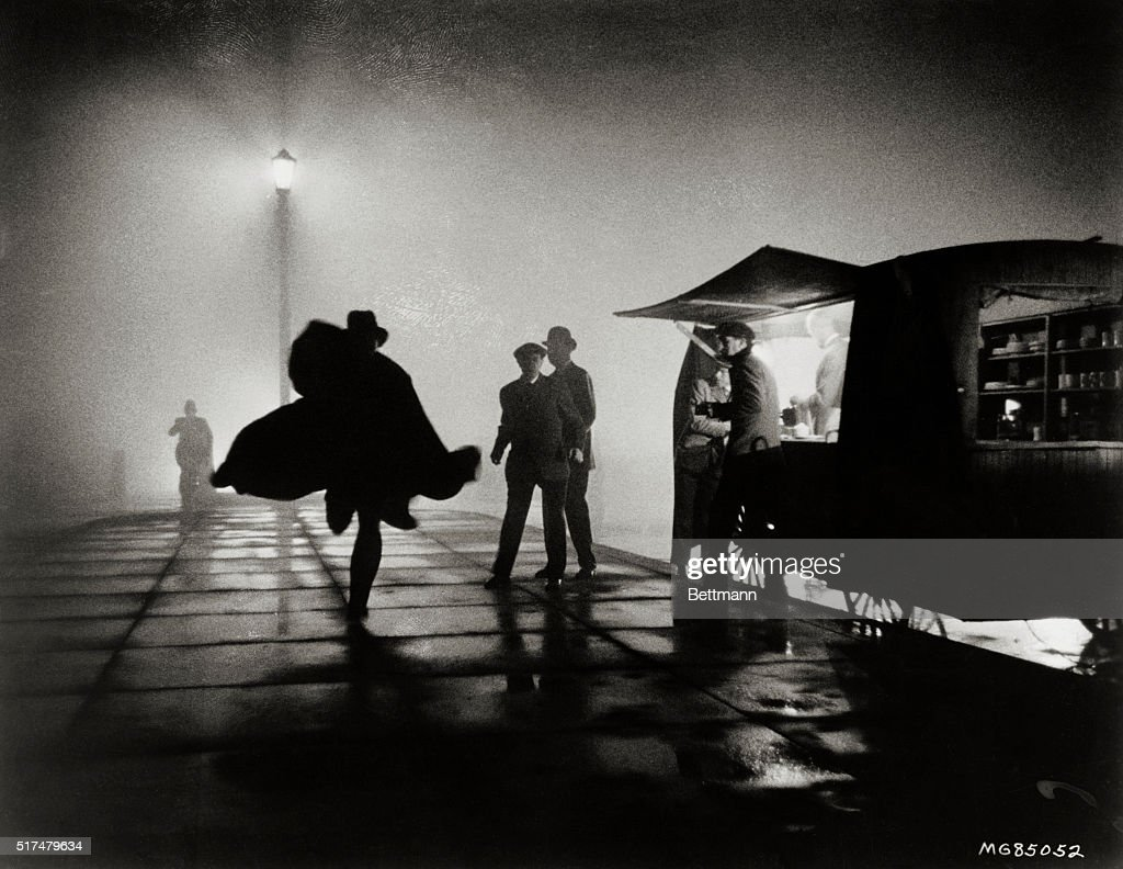 Spencer Tracy in Scene from Dr Jekyll and Mr Hyde : News Photo