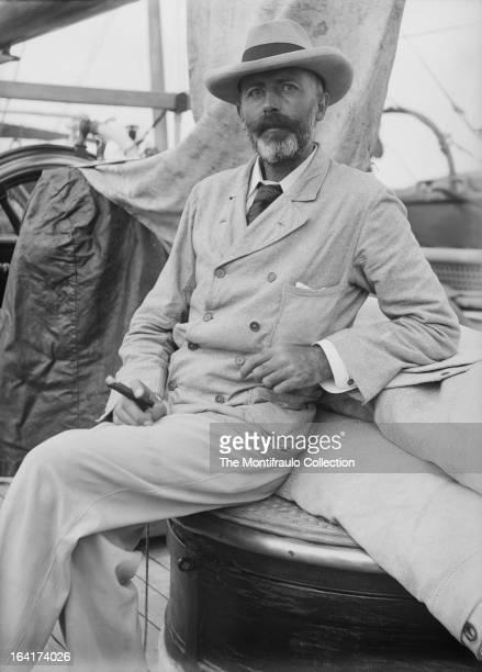 Mr Knight on board the HMS Waterwitch Wai Hai Wai Hong Kong 1902