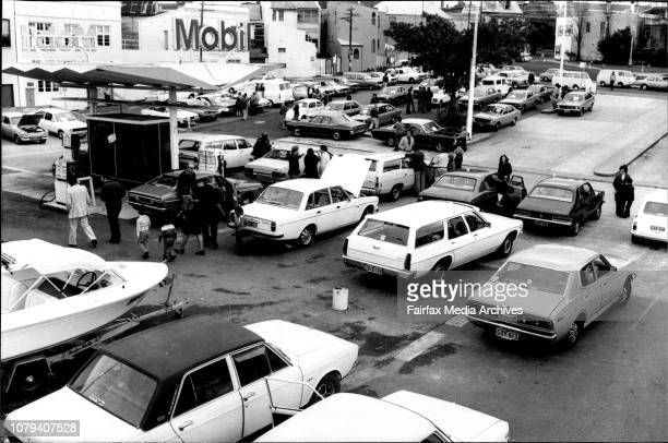 Mr Lazare Heman 39 year old Pharmaist who runs the Direct Car Market at Grace Bros Broadway where owners deal direct with Buyers August 15 1976