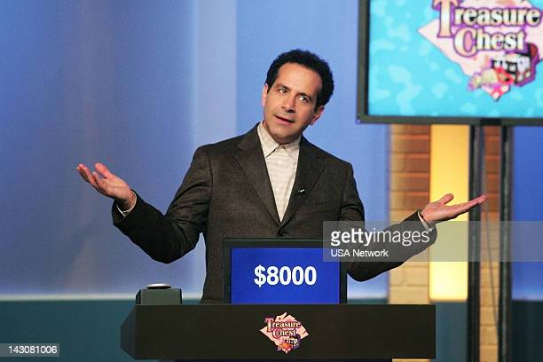 MONK Mr Monk and the Game Show Episode 8 Pictured Tony Shalhoub as Adrian Monk