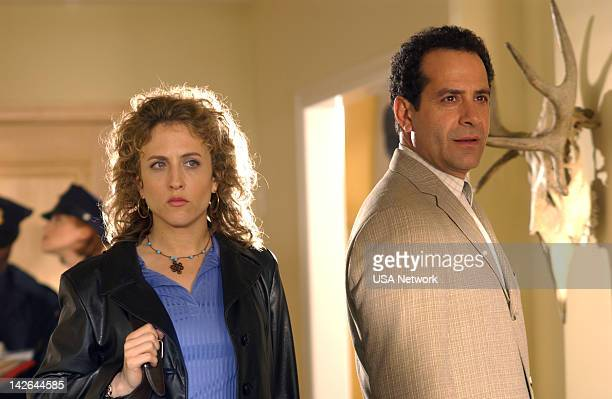 MONK Mr Monk and the Other Woman Episode 8 Pictured Bitty Schram as Sharona Fleming