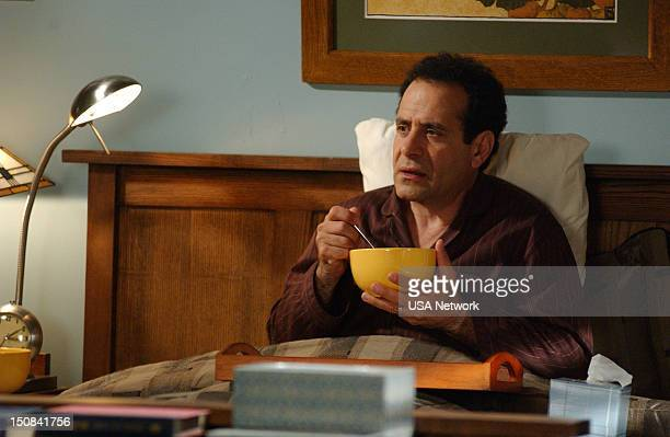 MONK Mr Monk Stays in Bed Episode 3 Pictured Tony Shalhoub as Adrian Monk