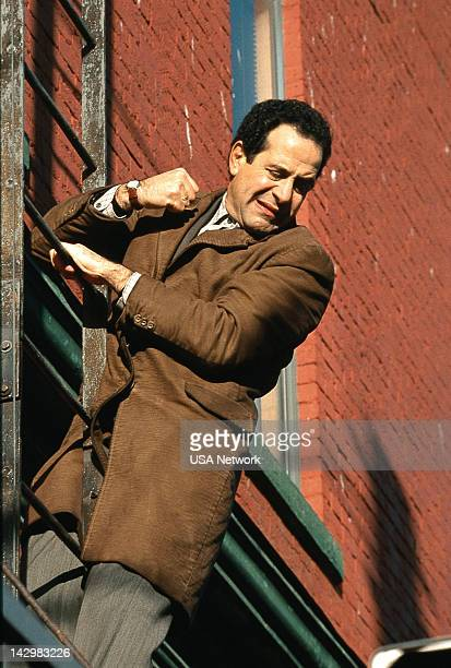 MONK Mr Monk Takes a Vacation Episode 10 Pictured Tony Shaloub as Adrian Monk