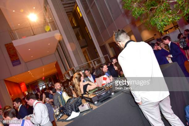 Mr Morgan's Summer Soiree at The Morgan Library Museum on June 21 2018 in New York City
