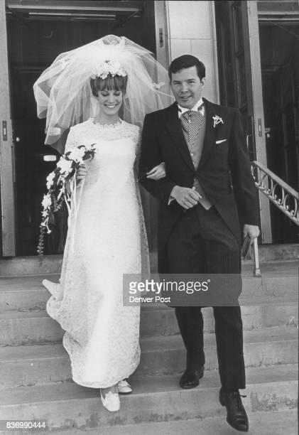 Mr Mrs Charles Phillip Burnett III Credit Denver Post