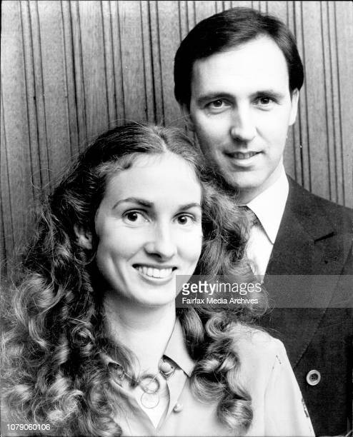 Mr Paul Keating with his wife Annita at his Condell Park homeMr Keating was last night elected of the NSW Labor Party September 22 1979