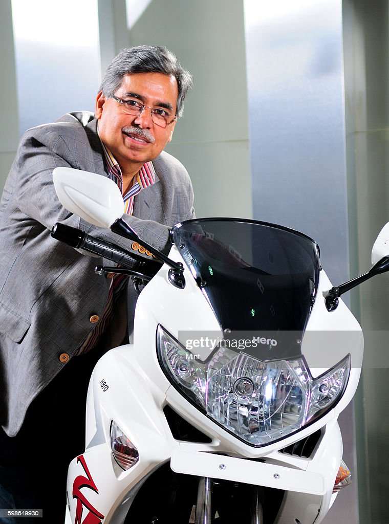 Mr  Pawan Munjal - Managing Director and CEO Hero MotoCorp