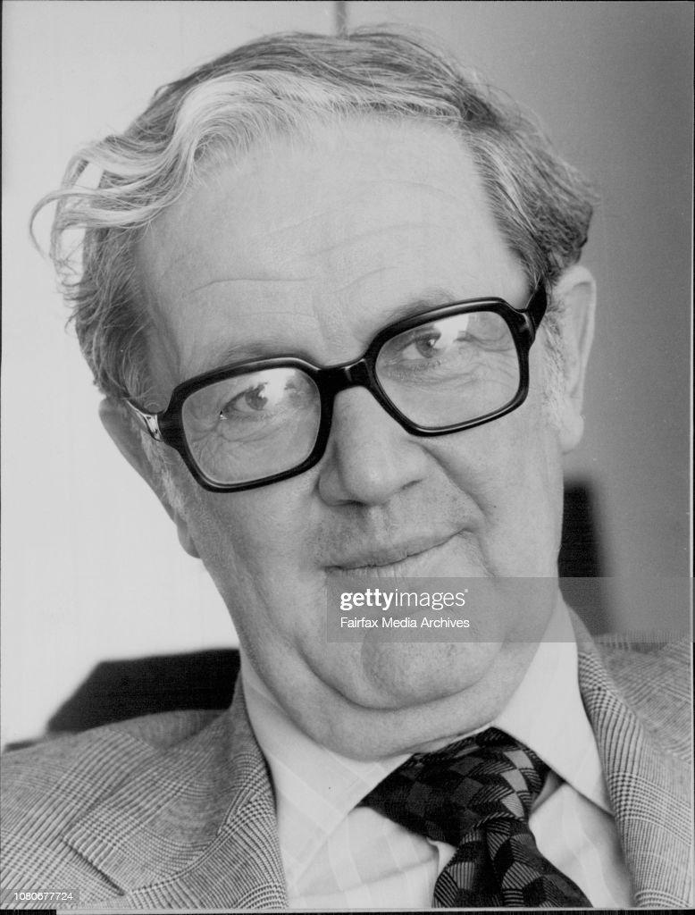 Mr. Per Sjogren, Chairman of the International Publishers Association, pictured at the Wentworth Hotel today.Mr. Per Sjogren. : News Photo