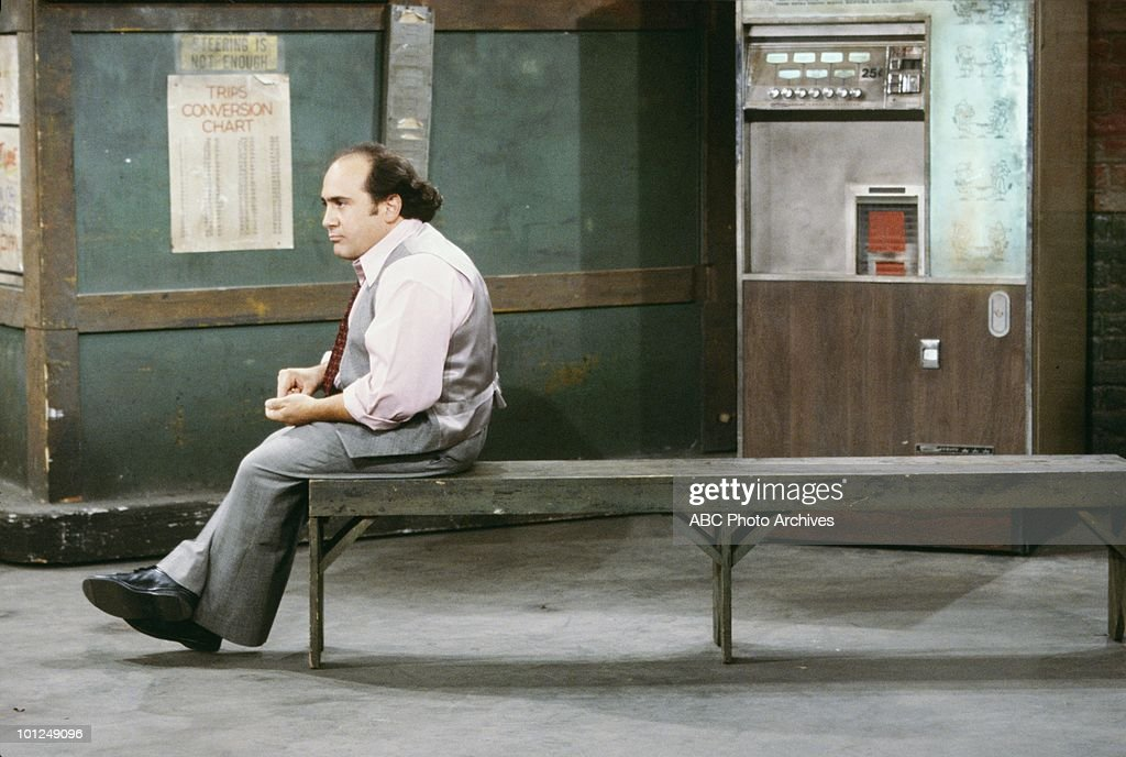 TAXI - 'Mr. Personailities' which aired on Month October 22, 1981. (Photo by ABC Photo Archives/ABC via Getty Images) DANNY