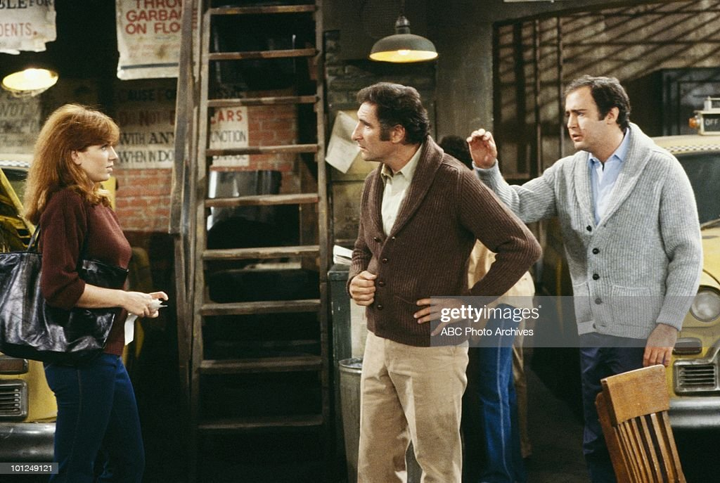 TAXI - 'Mr. Personailities' which aired on Month October 22, 1981. (Photo by ABC Photo Archives/ABC via Getty Images) MARILU