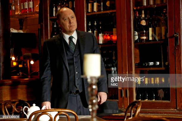 THE BLACKLIST Mr Raleigh Sinclair III Episode 514 Pictured James Spader as Raymond Red Reddington