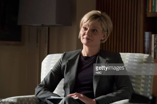 THE BLACKLIST 'Mr Raleigh Sinclair III ' Episode 514 Pictured Martha Plimpton as Dr Sharon Fulton