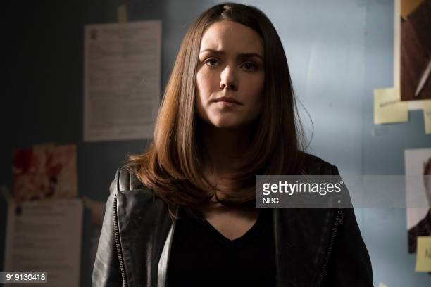 THE BLACKLIST 'Mr Raleigh Sinclair III ' Episode 514 Pictured Megan Boone as Elizabeth Keen