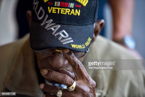 Mr. Richard Overton, 112-years-old, the 3rd oldest man on the planet, the oldest male in the United States, and the oldest military veteran, visits...