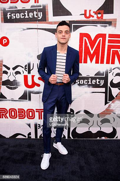 MR ROBOT 'Mr Robot' Official Emmy Event The Metrograph New York Pictured Rami Malek