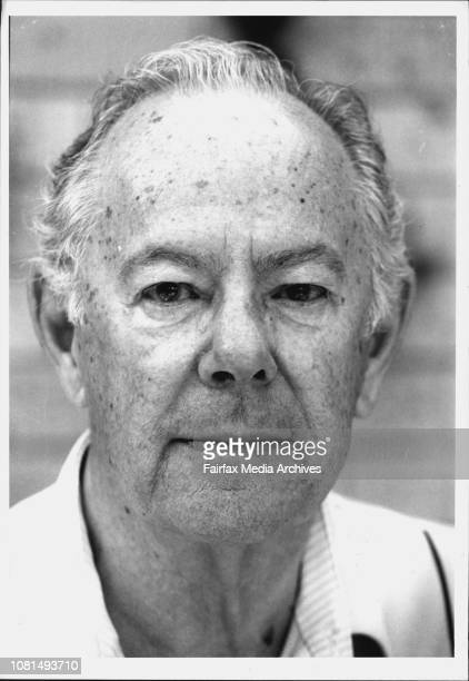Mr Ron Noswarthy former soldier who took part in mustard gas experiments at his long Jetty homeExperiments during world war two off Townsville May 29...
