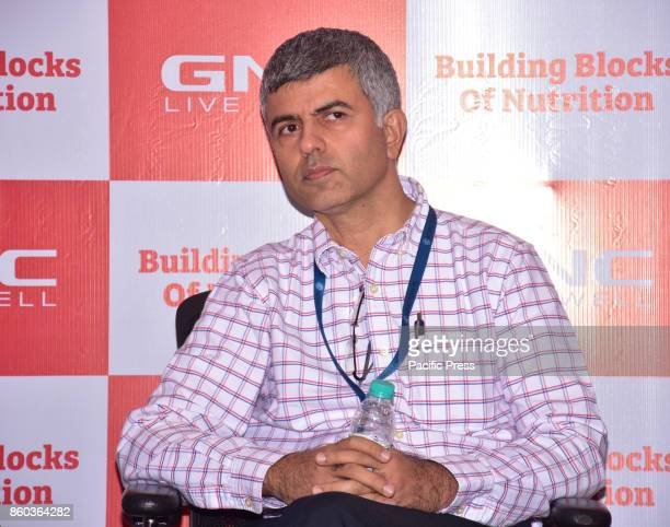 Mr Shadab Khan CEO GNC India present at the event of GNC headquartered in Pittsburgh US and a leading global specialty health wellness and...