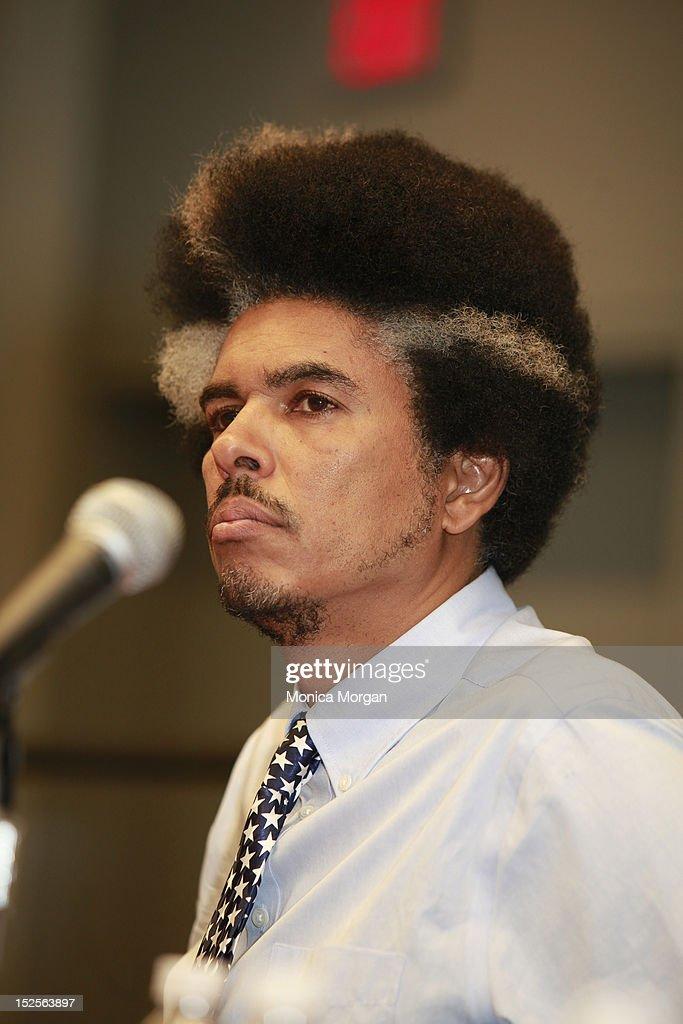 Congressional Black Caucus Foundation 42nd Annual Legislative Conference - September 21, 2013 : News Photo