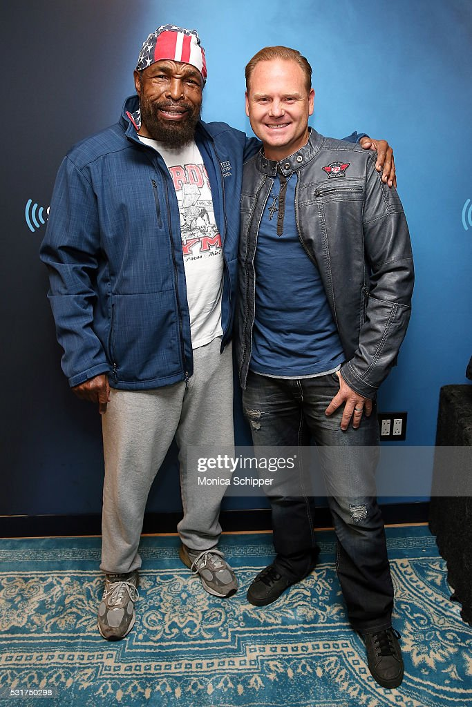Celebrities Visit SiriusXM - May 16, 2016