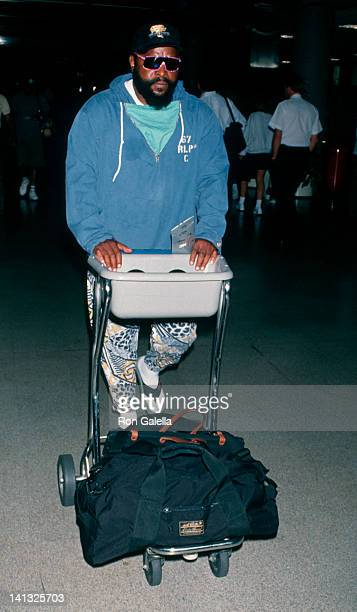 Mr T at Los Angeles International Airport Los Angeles
