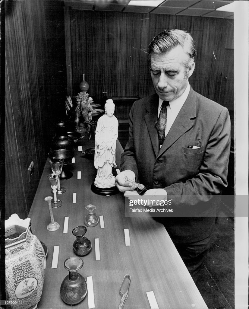 Mr Willis Director At The Museum Of Applied Arts And Sciences The News Photo Getty Images