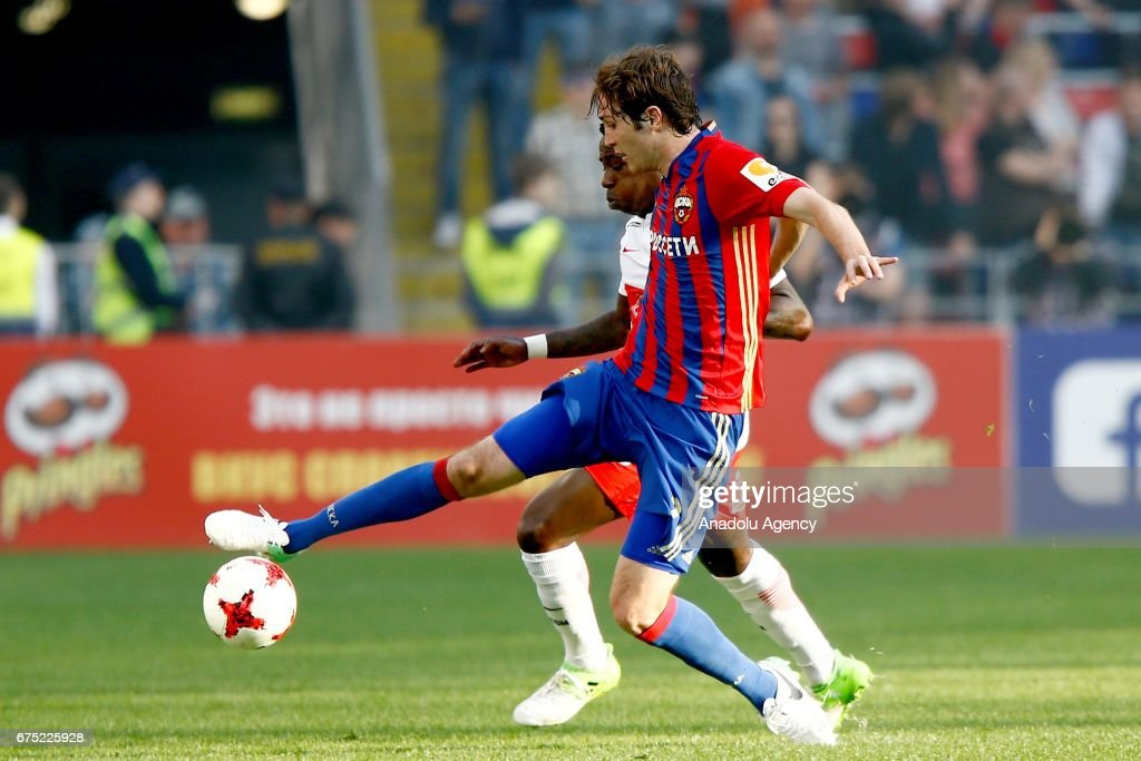 CSKA Moscow vs Spartak Moscow : Russia Premiere League : News Photo